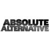 Логотип станции Distorion Radio - Absolute Alternative (Бель Эр, штат Мэриленд)