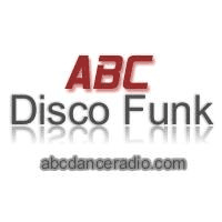 Логотип станции ABC DANCE Radio - Disco Funk (Париж)