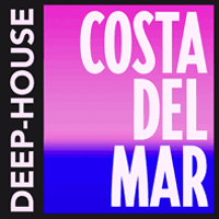 Логотип станции Costa Del Mar - Deep House (Ибица)