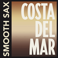 Логотип станции Costa Del Mar - Smooth Sax (Ибица)